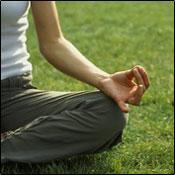 Meditando...