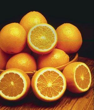 La naranja mágica...
