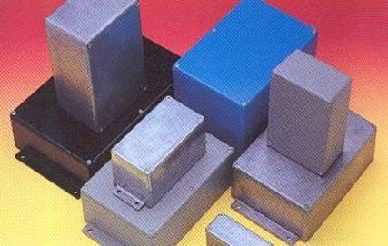 Un mundo de cajas...
