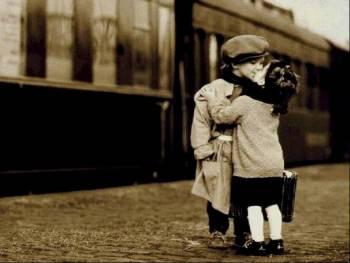 Un abrazo para siempre...