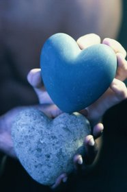 Dos corazones en uno...